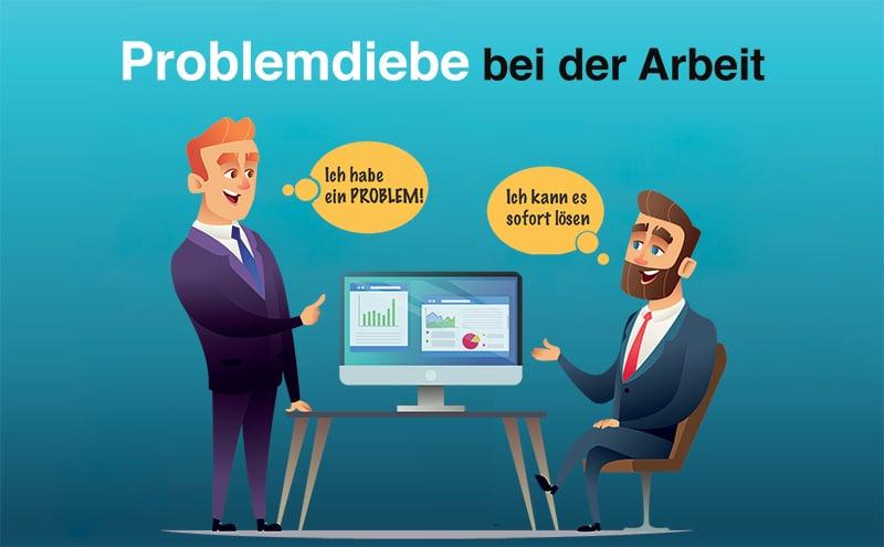 Aktives Zuhören: Problemdiebstahl im Kundengespräch, die Folgen - Preiskampf!