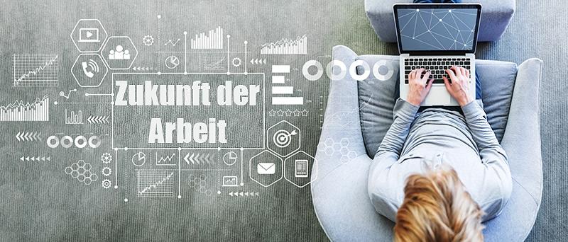 Was die Zukunft der Arbeit für Unternehmen JETZT bedeutet